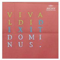 Vivaldi: Dixit Dominus, Galuppi: Laetatus (CD) - Dresdner Instrumental-Concert