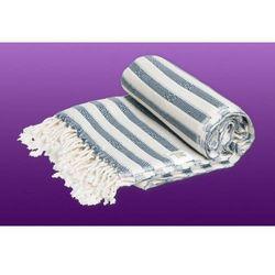 Sauna łażnia - hammam ręcznik bawełna/bambus zebra 12 stalowy marki Import