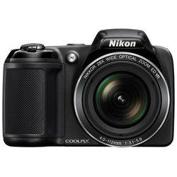 Nikon Coolpix L340 [zoom optyczny 26x]