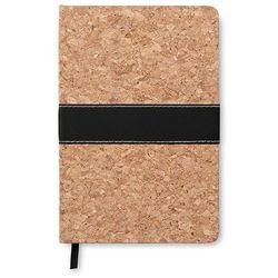 Notatnik A5 z okładką korkową SURO brązowy (2010000191484)