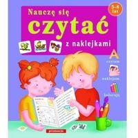 Naklejanki - Nauczę się czytać SIEDMIORÓG, Siedmioróg