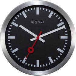 NeXtime - Zegar stojący/ścienny Station