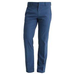 adidas Golf PUREMOTION Spodnie materiałowe mineral blue/stone, kolor niebieski