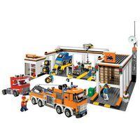 Lego CITY Warsztat samochodowy 4207