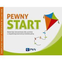 Pewny Start Materiały ćwiczeniowe dla uczniów z niepełnosprawnością intelektualną (280 str.)