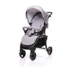 rapid premium light grey wózek spacerowy spacerówka nowość, marki 4baby