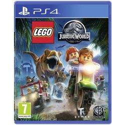 LEGO Jurassic World - gra PS4