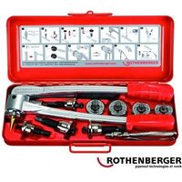 Expander/wyoblak COMBI KIT Rothenberger