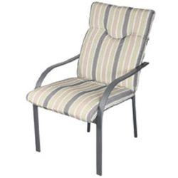 Krzesło ogrodowe mastergrill&party jlc544 szary + zamów z dostawą w poniedziałek! + darmowy transport! marki Master grill & party