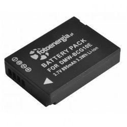Akumulator DMW-BCG10E do Panasonic Lumix DMC-TZ6 DMC-TZ7 DMC-TZ8 - produkt z kategorii- Akumulatory dedykowane