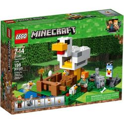21140 KURNIK (The Chicken Coop)- KLOCKI LEGO MINECRAFT