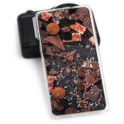 Foto Case - Huawei Mate S - etui na telefon Foto Case - kawałki czekolady (Futerał telefoniczny)