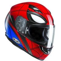 KASK HJC CS-15 SPIDERMAN HOMECOMING RED/BLUE
