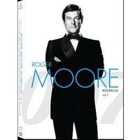 Kolekcja 007. Roger Moore, część 1 (DVD) - Różni