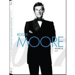 Kolekcja 007: Roger Moore. Część 1 (3 DVD) (film)