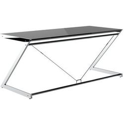 biurko Z-LINE XXL (180 CM) Czarny Blat