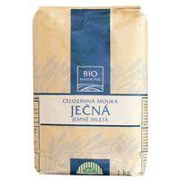 Mąka jęczmienna razowa drobno mielona bio 1kg -  marki Bioharmonie