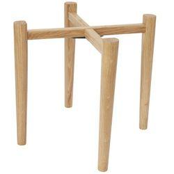 Goodhome Stojak drewniany 24 cm (3663602442370)