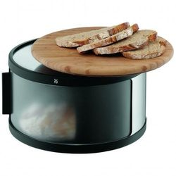 Wmf  - gourmet chlebak z deską do krojenia wysokość: 19 cm