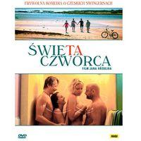 ŚWIĘTA CZWÓRCA (Svete Cverice) (DVD) (5906011004301)