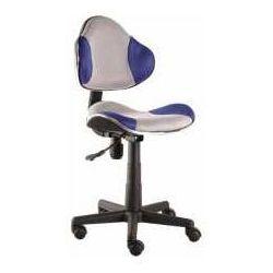 Signal meble Fotel q-g2 niebiesko-szary - zadzwoń i złap rabat do -10%! telefon: 601-892-200