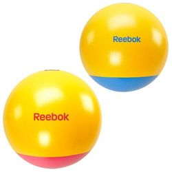 Piłka gimnastyczna Reebok 65 cm, kolor magentowy ze sklepu T-Fitness