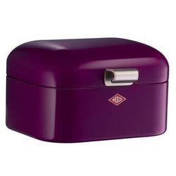 Wesco - Pojemnik na pieczywo Mini Grandy - fioletowy - fioletowy (4004519046135)