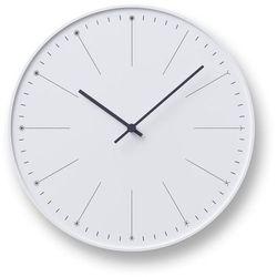 Zegar ścienny Dandelion biały, NL14-11 WH