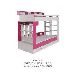 Łóżko piętrowe 90 komi km14 marki 18
