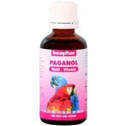 Beaphar Paganol preparat witaminowy poprawiający upierzenie 50ml