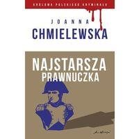 Najstarsza prawnuczka. Kolekcja: Królowa polskiego kryminału. Część 19 - Wysyłka od 3,99 - porównuj cen