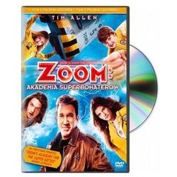 Zoom: Akademia Super Bohaterów (DVD) - Peter Hewitt