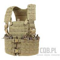 Condor Kamizelka taktyczna  modular chest set tan cs-003