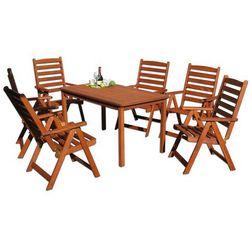 stół ogrodowy sorrento marki Rojaplast