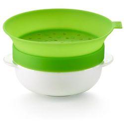 Naczynie do owsianki native + zaparzacz do herbaty -  marki Lekue