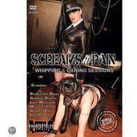 Screams & Pain - dvd