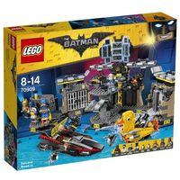Lego THE MOVIE Batman the , włamanie do jaskini batmana 70909