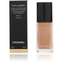 Chanel  vitalumiere fluid makeup 30ml w podkład odcień 25 petale (3145891618259)