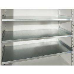 Półka do szafy do dużych obciążeń jumbo,bez ścianki działowej marki Unbekannt