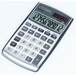Kalkulator CITIZEN CPC-112 WB 12-cyfrowy 120x72mm srebrny