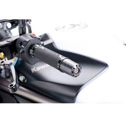 Końcówki kierownicy do Kawasaki (długie, karbon), kup u jednego z partnerów