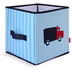 Penny scallan design Składane pudło niebieskie autka penny scallan