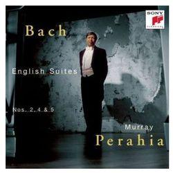 Bach: English Suites Nos. 2, 4 & 5 [Reedycja] - Murray Perahia z kategorii Muzyka klasyczna - pozostałe