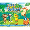 Super Safari Level 3 Pupil's Book with DVD-ROM*natychmiastowawysyłkaod3,99 (104 str.)