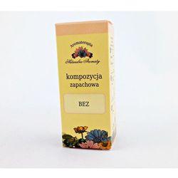 Kompozycja zapachowa- olejek - bez olejek zapachowy kwiat bzu wyprodukowany przez Natural aromas