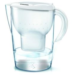 3,5l fill&enjoy marella xl dzbanek filtrujący biały + 1 wkład maxtra plus marki Brita