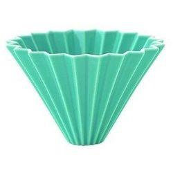 Origami dripper m - turkusowy