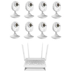 Ezviz Monitoring do domu elektroniczna niania wifi 1080p