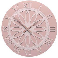 Zegar ścienny Athena CalleaDesign antyczny-różowy