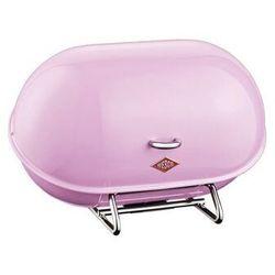 Wesco - pojemnik na pieczywo single breadboy - różowy